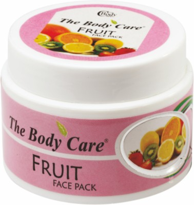 the body care Fruit B Face Pack 100g