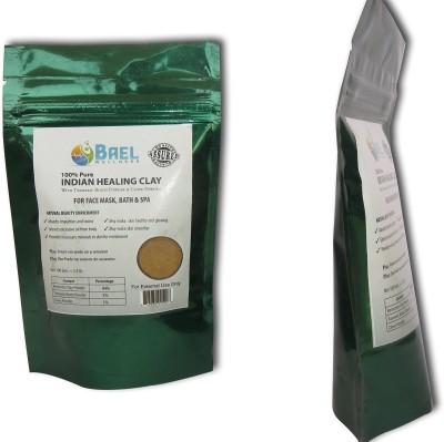 Bael Wellness Bentonite Clay Pack with Turmeric & Clove powder