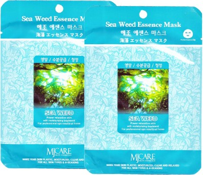 MJ CARE Sea Weed Essence Sheet Mask