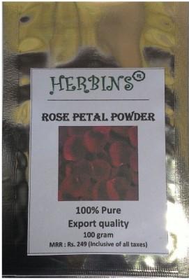 Herbins Rose Powder