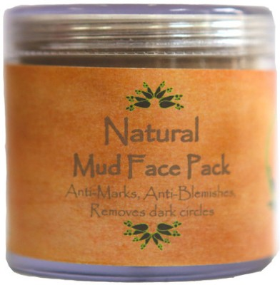 Nirvaaha Natural Mud Face Pack
