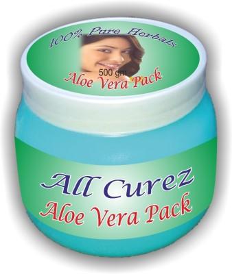 All Curez Aloe Vera Face Pack
