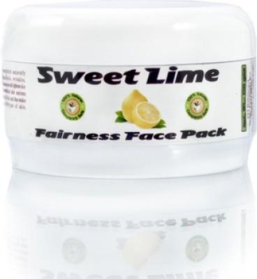 Adidev Herbals Ayurvedic Skin Brightening Sweet Lime Face Pack