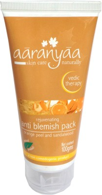 Aaranyaa Rejuvenating Anti Blemish Pack