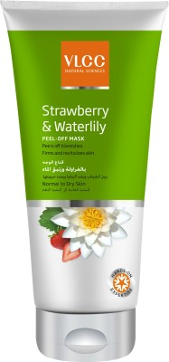VLCC Strawberry & Waterlilly Peel-Off Mask