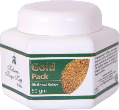 Kulsum's Kaya Kalp Gold Pack