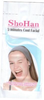 ShoHan 5 Minutess Cool Facial