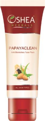 Oshea Herbals PAPAYACLEAN - Anti Blemish Face Pack