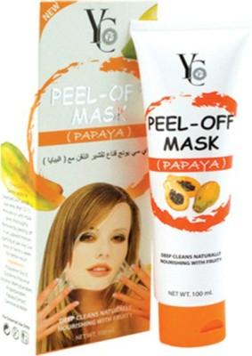 YC Peel - Off Mask With Papaya