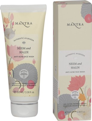 Mantra Neem & Haldi Anti Acne Face Wash