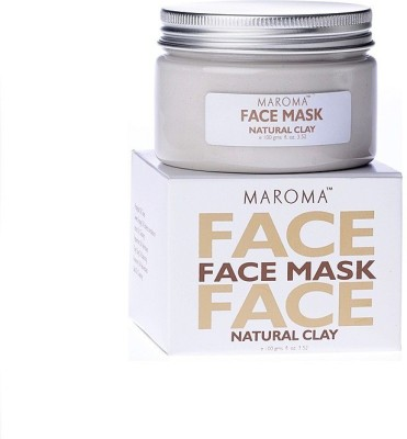 Maroma Auroville Natural Cllay Face Mask