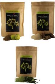Dark Forest Anti Fungal Face Pack (Lemon, Orange, Neem)