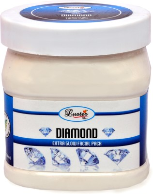 Luster Diamond Extra Glow Face Pack