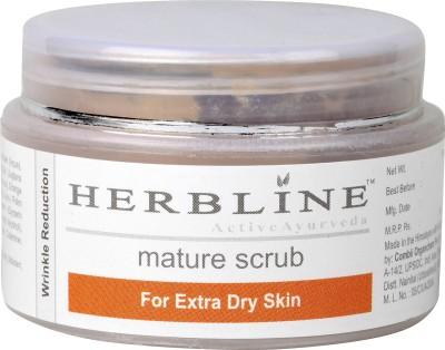 Herbline Mature Face Scrub