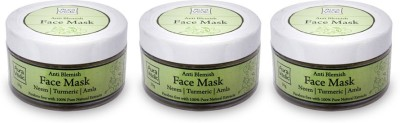 Auravedic Anti Blemish Face Mask (pack of 3)