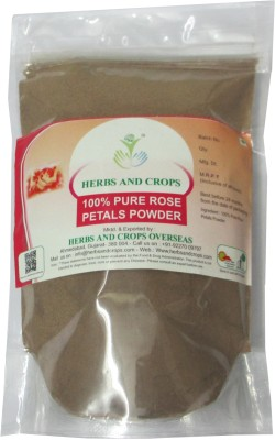Herbs And Crops Rose Petals Powder