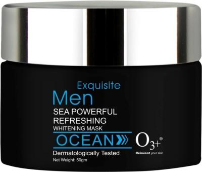 O3+ Men Sea Powerful Refreshing Whitening Mask