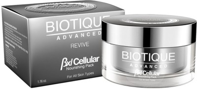 Biotique Advanced Bxl Cellular Nourishing Pack For All Skin Type