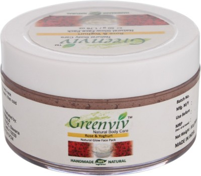 Greenviv Natural Glow Face Pack