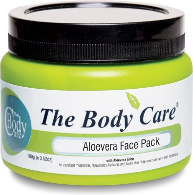 the body care Aloevera Face Pack 100g