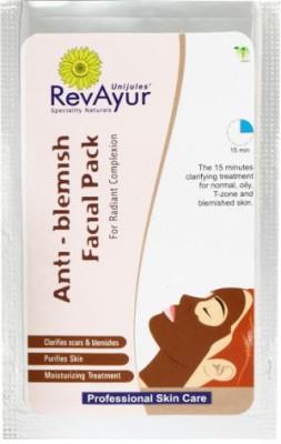 RevAyur Anti Blemish Face Pack