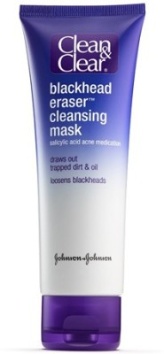 Clean & Clear Blackhead Eraser Cleaning Mask