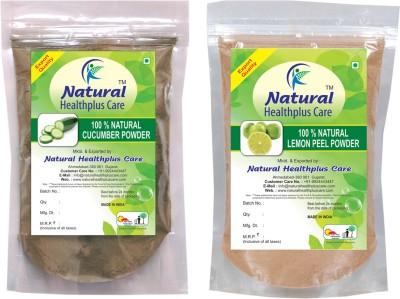 Natural Healthplus Care Cucumber Lemon Powder Combo