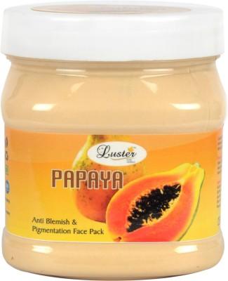 Luster Papaya Face Pack