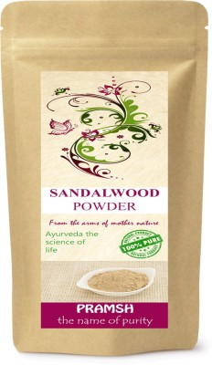 Pramsh White Sandalwood (Chandan) Powder 800gm(800 g) at flipkart