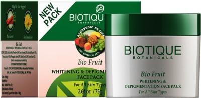 Biotique BIO Fruit Whitening & Depigmentation Face Pack