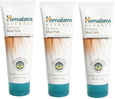 Himalaya Clarifying Mud Pack (Pack of 3)