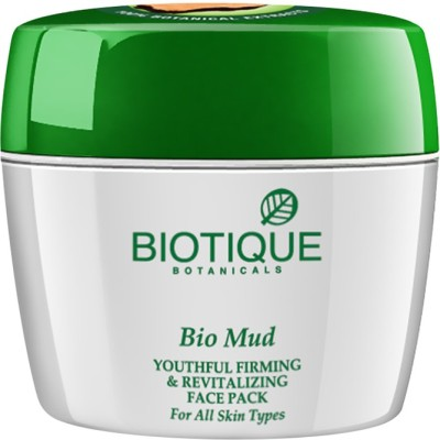 Biotique Bio Mud (Youthful Firming & Revitalizing Face Pack)