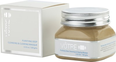 Votre Purifying Deep Cleansing And Clearing Masque