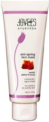 Jovees Anti Ageing Face Mask Sandal, Saffron & Honey