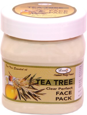 Luster Tea Tree Face Pack