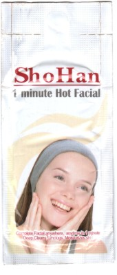 ShoHan 1 Minute Hot Facial