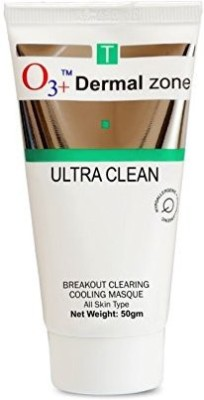 O3+ Dermal Zone Ultra Clean Blackhead Clearing Cooling Masque