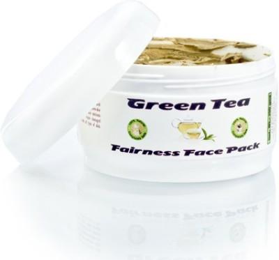 Adidev Herbals Herbal Skin Whitening Green Tea Face Pack