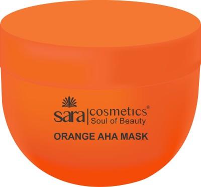 Sara Orange AHA Mask