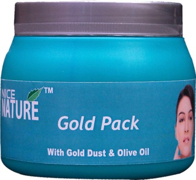 Nice Nature Gold Face Pack 500ml