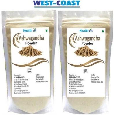 West-Coast Healthvit Ashwagandha Powder 100gms