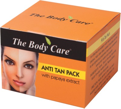 The Body Care Anti Tan Pack