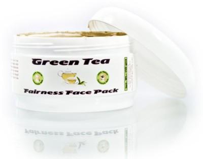 Adidev Herbals Natural Skin Brightening Green Tea Fairness Pack