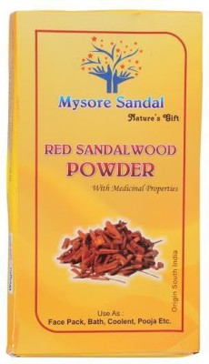 El Sandalo Mysore Red Sandalwood Powder