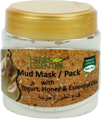 Herbs Essential Mud Face Mask