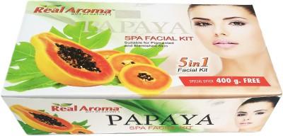 Max Real Aroma Papaya Facial Kit