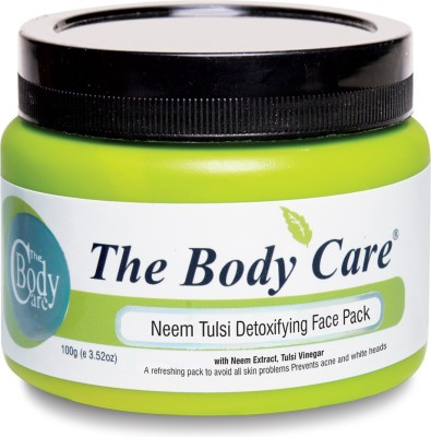 the body care Neem Tulsi Face Pack 100g