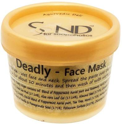 SaND For Soapaholics For Mature Skin
