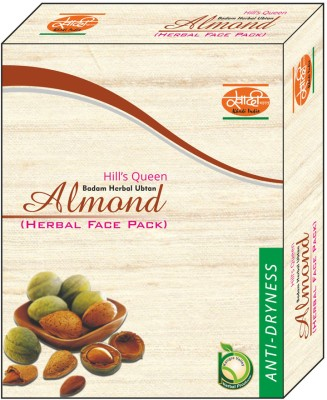 Khadi Natural Hills Queen Almond Face pack