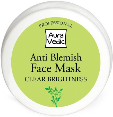 Auravedic Professional Anti Blemish Face Mask